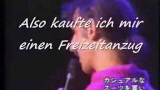 Frank Zappa - Bobby Brown (deutsche Übersetzung)
