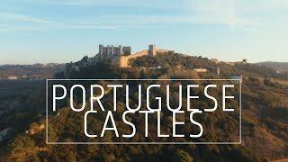 Castles in Portugal - Drone DJI Phantom
