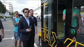 هذا الصباح - تاكسي بلا سائق في موسكو