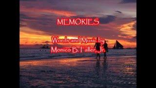 MEMORIES (with Lyrics) - Nico Faller (Original Composition)