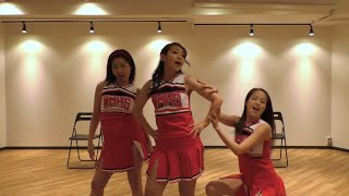 Gleedom - Toxic(Glee Dance Cover)