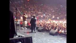 LIVE IN MELBOURNE  - FATMAN SCOOP AND MC JUNIOR at WINTER BEATZ 2010 @ ROD LAVER ARENA
