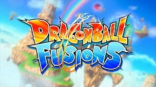 Dragon Ball Fusions - Announcement Trailer | 3DS