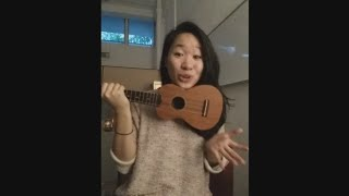 The Bare Necessities - Jungle Book (Ukulele Cover) | Rebecca Shang