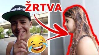 PRANKAO SAM SESTRU U AUTOPRAONI! | LayZ