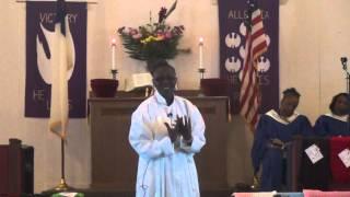 Village Pastor Andrea May 11 2014