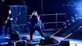 Breaking Benjamin - Angels Fall (Live at the Premier Center in Sioux Falls, SD)
