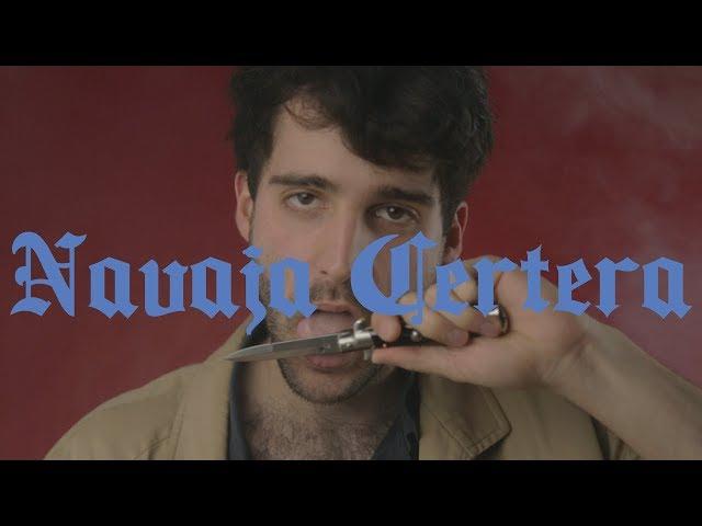 """""""Navaja Certera"""" forma parte de """"Emblema y Poder"""", el LP debut de Medalla (El Segell del Primavera, 2017). Videoclip ideado, dirigido, realizado y producido íntegramente por Eric Sueiro y Lidia Arruego."""