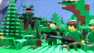LEGO FORREST GUMP - DONE IN 60 SECONDS