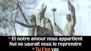 Tu t'en vas ''Alain Barrière''