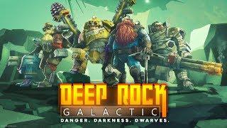 Niche Spotlight - Deep Rock Galactic: Like a Dwarven Version of Starship Troopers