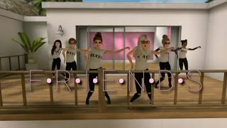FRIENDS - Avakin Life Music Video