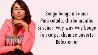 L'Algérino - BANDERAS || SAEL Remix Cover (Lyrics / Paroles)
