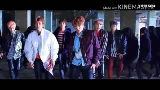 BTS 'Not Today' Dance Mirror