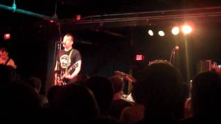 "Ted Leo and the Pharmacists ""Counting Down The Hours"" LIVE at the Black Cat .MP4"