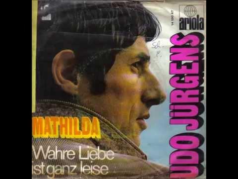 Matilda de Udo Jurgens Letra y Video