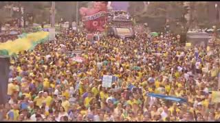 Onde estão aqueles que tiraram a Dilma