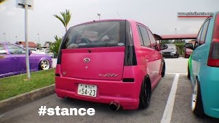 Viva Mira Avy Pink Stancer | Meet and Greet Stance Collaboration 2016