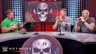"WWE Network: Edge & Christian perform ""Stone Cold"" Steve Austin's theme song: Stone Cold Podcast"