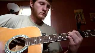 Tyler Childers - Follow You To Virgie (Guitar & Vocal Cover)