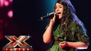 Ilma Karahmet (Korake ti znam - Maya Sar) - X Factor Adria - LIVE 8 - Pesma spasa