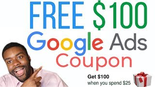 How to get free google adwords credit videos / InfiniTube