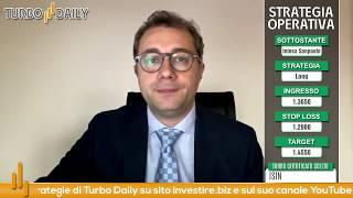 Turbo Daily 13.05.2020 - Sfruttiamo i ribassi per acquistare