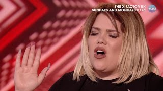 Samantha Atkinson Returns With an Adele Hit - The X Factor UK on AXS TV