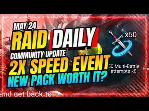 SELLING MultiBattles?! Crazy Event is LIVE! | RAID Shadow Legends