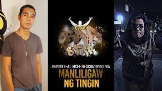 Round 3: FlipMusic Rapstar 2015 - Manliligaw ng Tingin - Rapido feat. Mcee of Schizophrenia