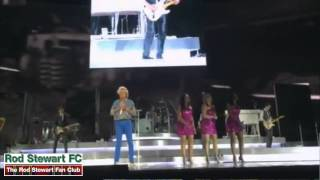 Rod Stewart - People get ready 2-angle edit 14may2014