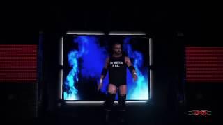 WWE 2K18 Mr. Anderson Entrance (CAW)