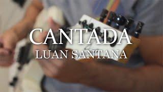 Cantada - Luan Santana (Electric Mandolin / Guitarra Baiana Cover - Alexandre Machado)