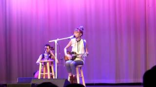 Grace VanderWaal - We Don't Believe~  Valley Hospital Concert (05/21/2017) [stabl.]