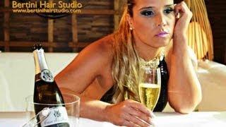 """Clipe: Taty Princesa """"Babadeira"""" ( Cenas em Bertini Hair Studio )"""