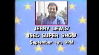 WNEW, 1985 MDA Telethon Promo, Tony  Orlando