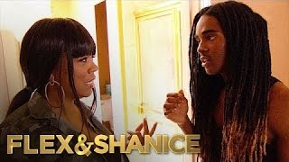 Shanice Is Nervous To Take Pregnancy Test | Flex and Shanice | Oprah Winfrey Network