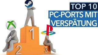 10 PC-Spiele, die viel besser als ihre alten Konsolen-Originale sind