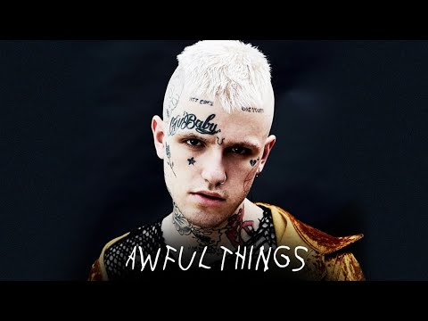 Lil Peep - Awful Things (Whatever We Are Remix)