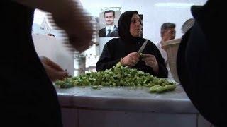Syrians begin Ramadan amid hard times width=