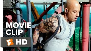 xXx: Return of Xander Cage Movie CLIP - Jungle Jibbing (2017) - Vin Diesel Movie