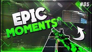 PHANTOM FORCES EPIC MOMENTS #5!! (Phantom Forces Moments Compilation , Gameplay & Clips)