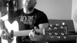 30 seconds to mars hurricane acoustic cover by david picarra
