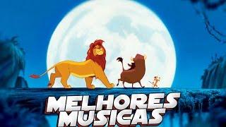 AS MELHORES MUSICAS DA DISNEY