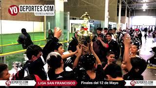 Finales de la Liga San Francisco en Chicago