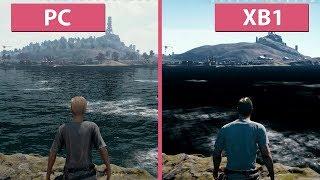 [1080p60] PUBG – PC Ultra vs. Xbox One Frame Rate Test & Graphics Comparison