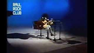 Raridade - Raul Seixas rindo e cantanto Metamorfose Ambulante e Maluco Beleza