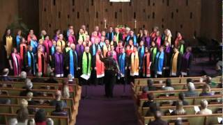 "Spirit of the Sound/Unity Choir—""Holy Is the I Am""—Seattle Unity—10-2-2011"