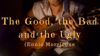 08. The Good, The Bad and The Ugly Theme (Ennio Morricone) - Classical Guitar by Luciano Renan