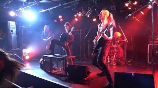 AGITATED SCREAMS OF MAGGOTS (DIR EN GREY Cover)   BatAAr   Session Live in Japan